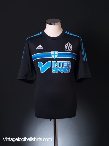 2014-15 Olympique Marseille Third Shirt *BNIB*