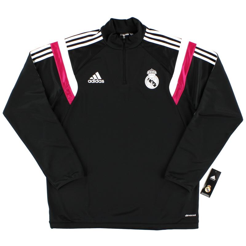 adidas 15 2014 Real sale Training Jacket for Zip Madrid 12 BNIB 4qtR6dtw