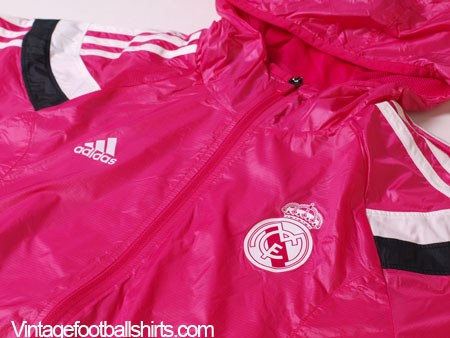 f11275746 2014-15 Real Madrid adidas Anthem Walk-Out Away Jacket  BNIB  L for sale