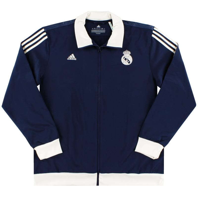 2014-15 Real Madrid adidas Training Jacket *BNIB* 3XL - F85674