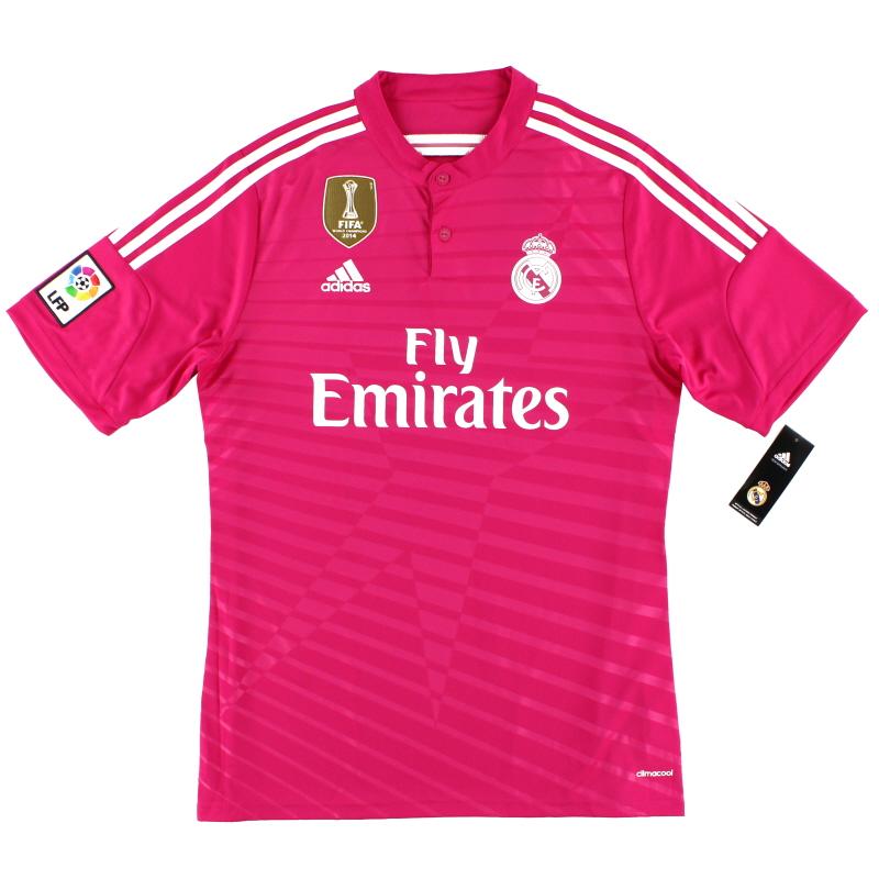 2014-15 Real Madrid Away Shirt *BNIB*