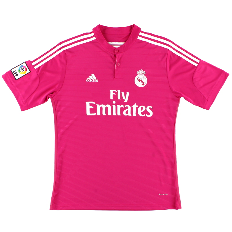 2014-15 Real Madrid Away Shirt *BNIB* - M37315