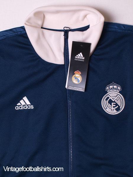 27161f61715 2014-15 real madrid training jacket *bnib* 2xl for sale
