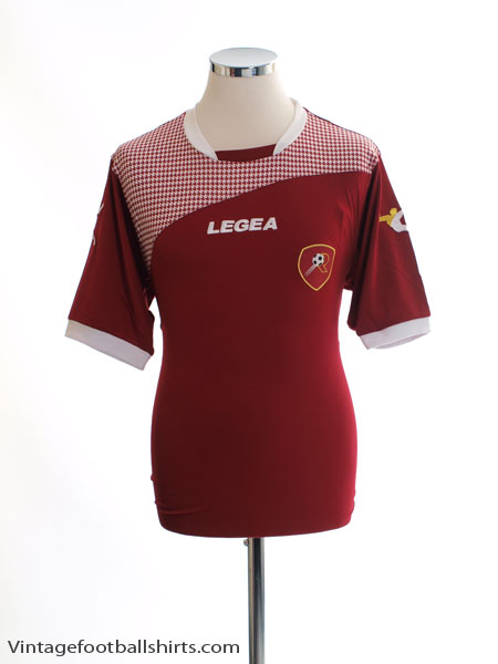 2014-15 Reggina Home Shirt *BNIB*