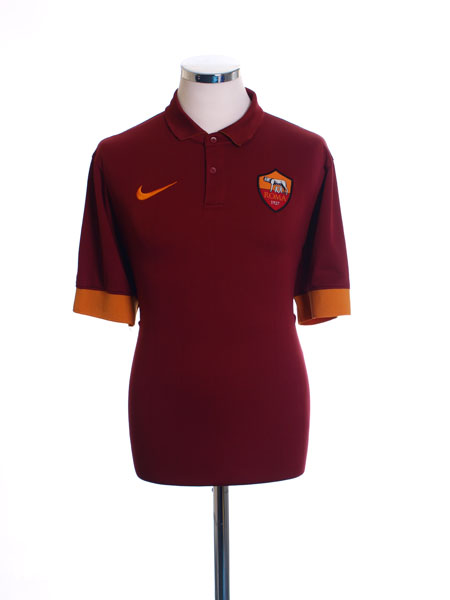 2014-15 Roma Home Shirt XL.Boys