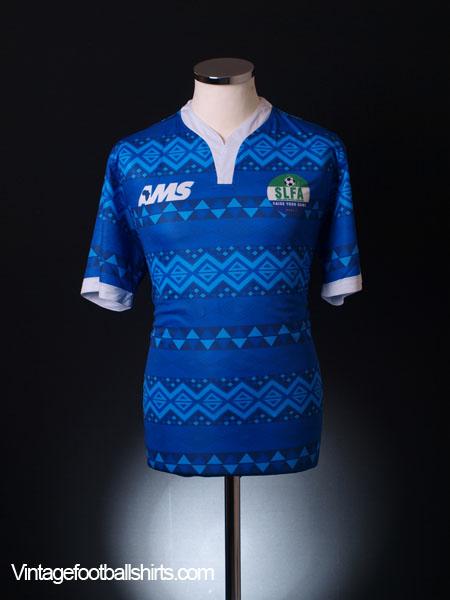 2014-15 Sierra Leone Away Shirt *BNIB*