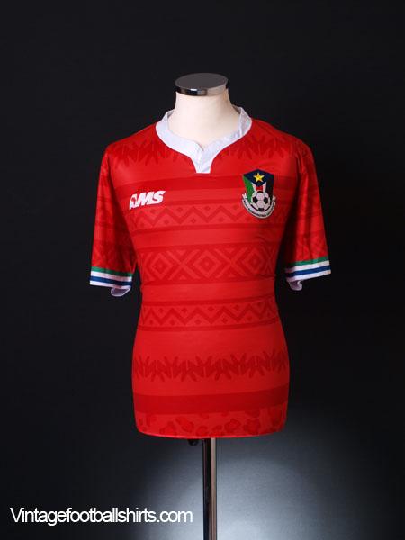 2015-16 South Sudan Limited Edition Away Shirt *BNIB*