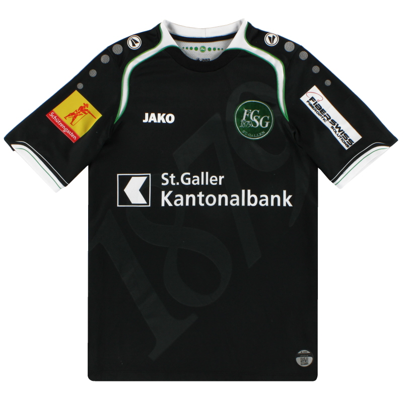 2014-15 St Gallen Jako Away Shirt XS - 4214