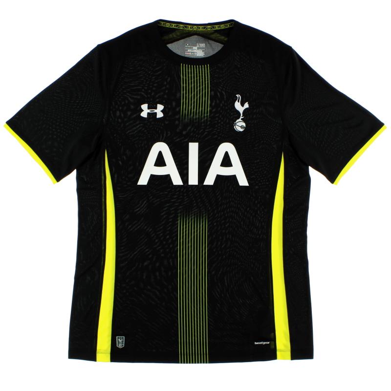 2014-15 Tottenham Away Shirt *Mint* XL