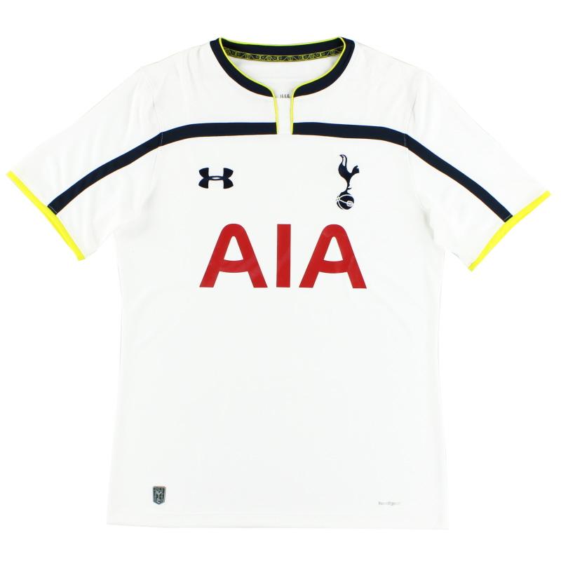 2014-15 Tottenham Home Shirt L