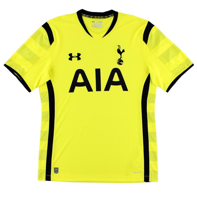 2014-15 Tottenham Third Shirt L