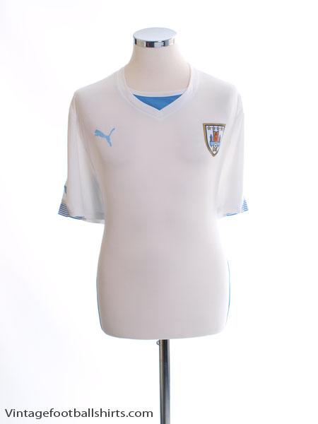 2014-15 Uruguay Away Shirt *Mint* XXL - 744324