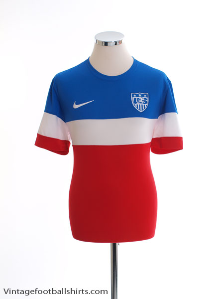 2014-15 USA Away Shirt M - 578026-657