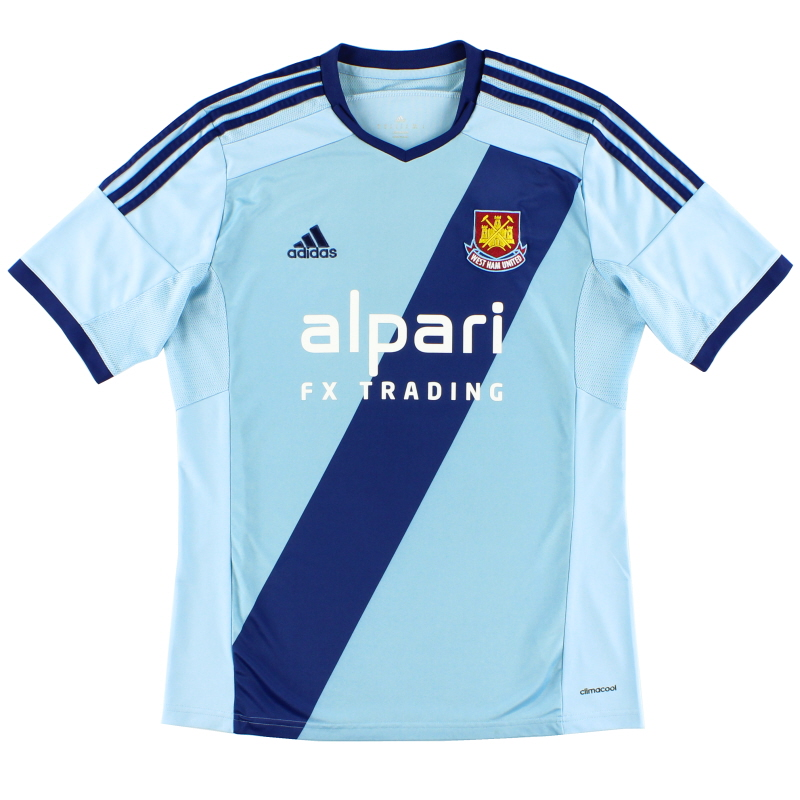 2014-15 West Ham Away Shirt M