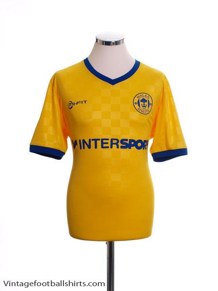 2014-15 Wigan Mi-Fit Away Shirt *w/tags*