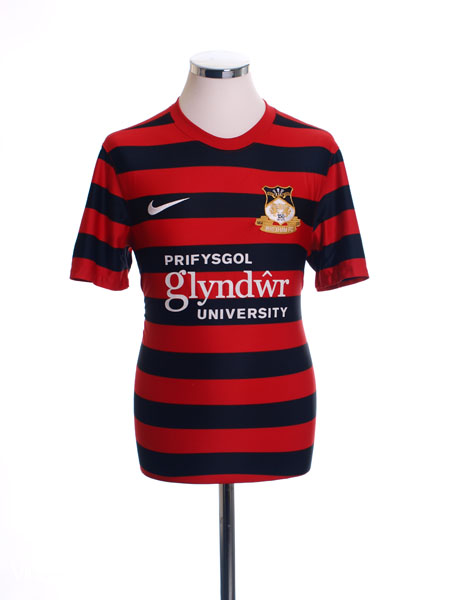 2014-15 Wrexham '150th Anniversary' Home Shirt L