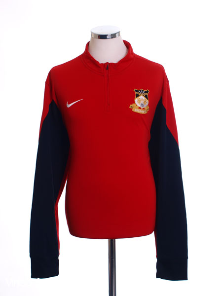 2014-15 Wrexham '150th Anniversary' Training Jacket XL