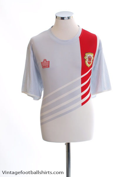 2014-16 Gibraltar Away Shirt *Mint* XL