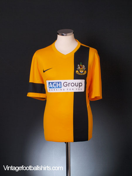 2014-16 Southport Home Shirt *BNWT* XL