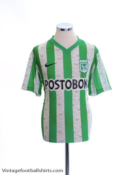 2014 Atletico Nacional Home Shirt L - 610386-101