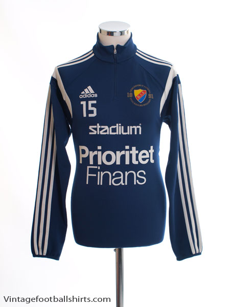 2014 Djurgardens Player Issue Track Top #15 S