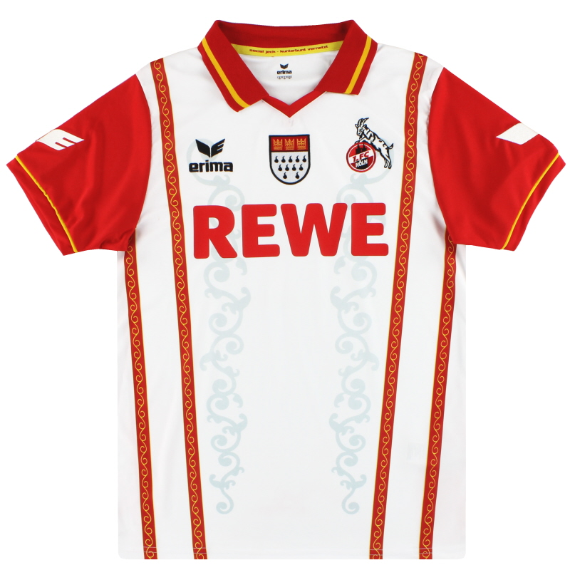 2014 FC Koln Erima Karneval Shirt *As New*  - 350432