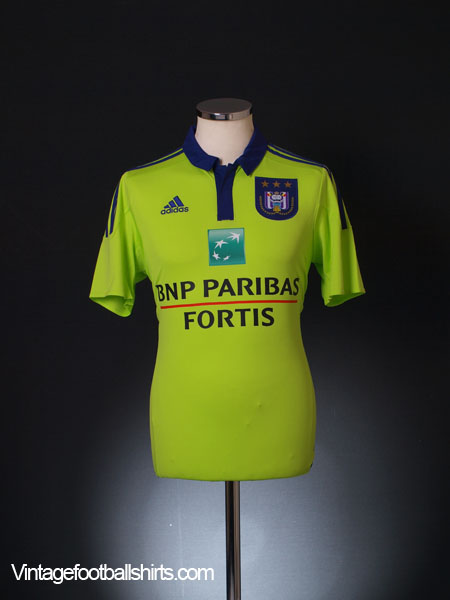 2015-16 Anderlecht Away Shirt *BNIB*