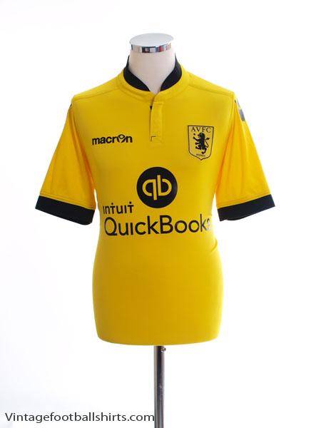 2015-16 Aston Villa Away Shirt M