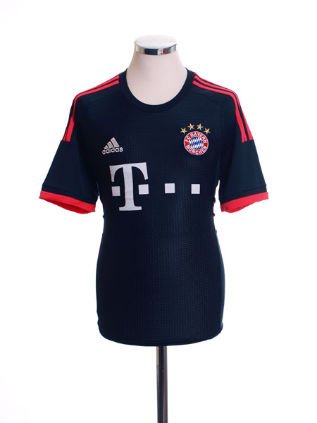 2015-16 Bayern Munich Third Shirt *BNWT* M