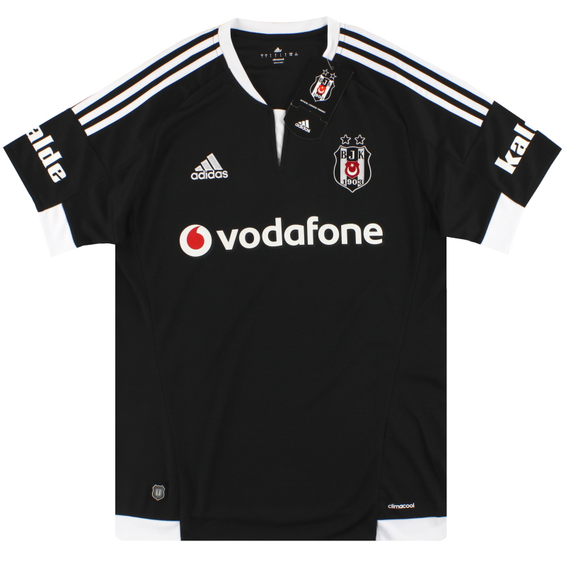 2015-16 Besiktas adidas Third Shirt *BNIB* L - AN5922