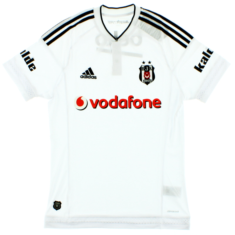 2015-16 Besiktas Home Shirt *BNIB*  - AN5920