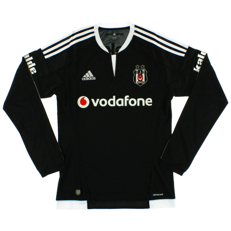 2015-16 Besiktas Third Shirt L/S *BNIB* - AN5926
