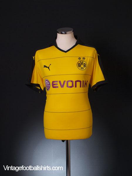 2015-16 Borussia Dortmund Home Shirt *BNIB* XL.Boys
