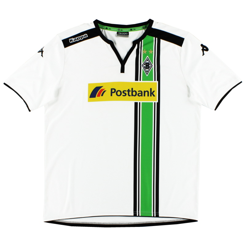 2015-16 Borussia Monchengladbach Home Shirt *Mint* XXL