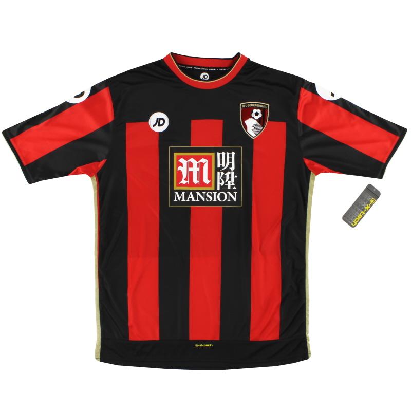 2015-16 Bournemouth Home Shirt *w/tags* - JDF3002SS