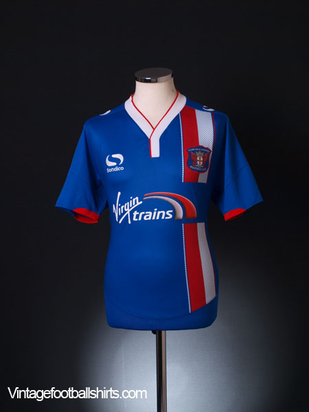 2015-16 Carlisle Home Shirt *BNWT*
