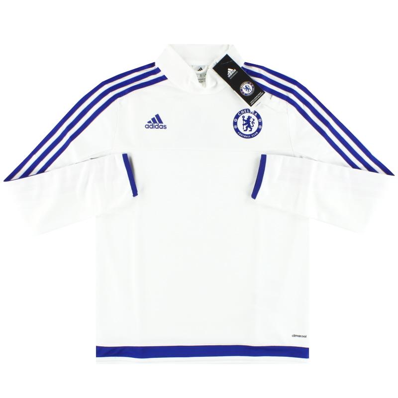 2015-16 Chelsea adidas Training Top Y - S12071