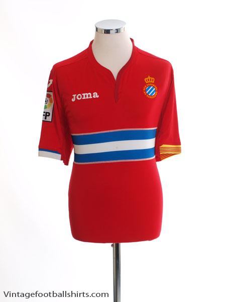 2015-16 Espanyol Away Shirt XL