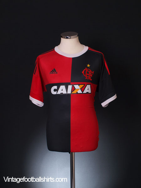 2015-16 Flamengo Third Shirt M