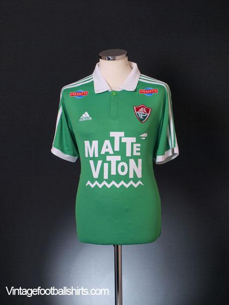 2015-16 Fluminense Third Shirt L