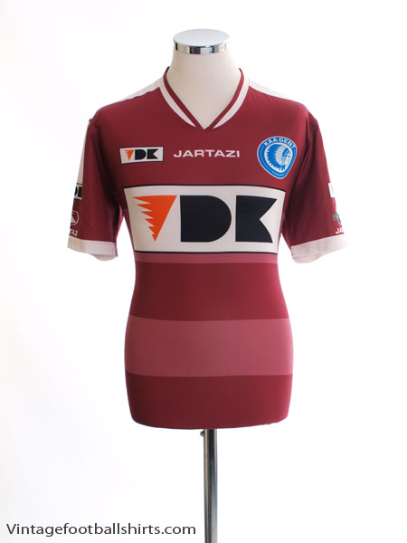 2015-16 Gent Player Issue Fourth Shirt XL