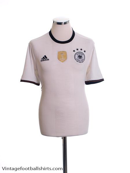 2015-16 Germany Home Shirt M - A15014