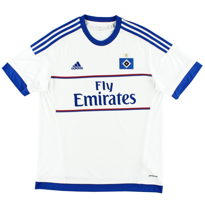 2015-16 Hamburg Home Shirt *Mint* L - S09290