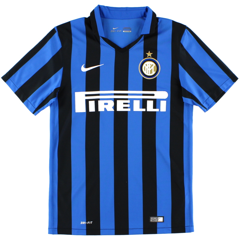 2015-16 Inter Milan Home Shirt S