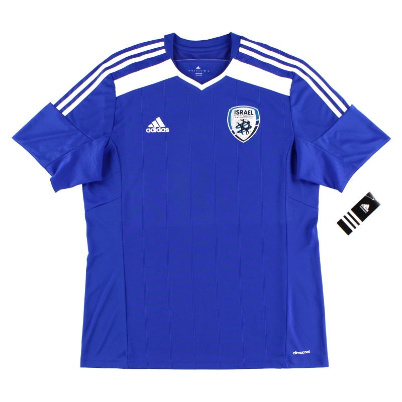 2015-16 Israel Home Shirt *w/tags*  - F50009