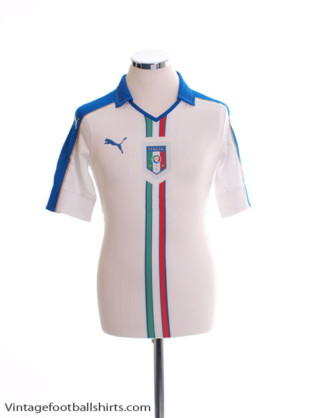 3d2b8ec049e 2015-16 Italy Player Issue Away Shirt (ACTV Fit) *BNIB* for sale