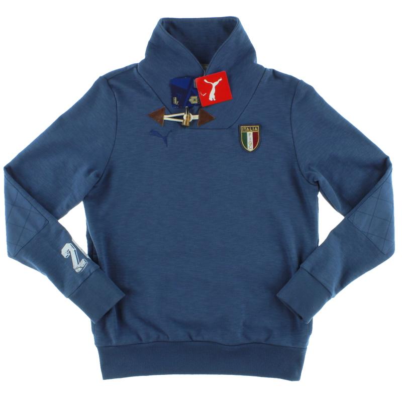 2015-16 Italy Puma Azzurri Sweater *BNIB* - 747479