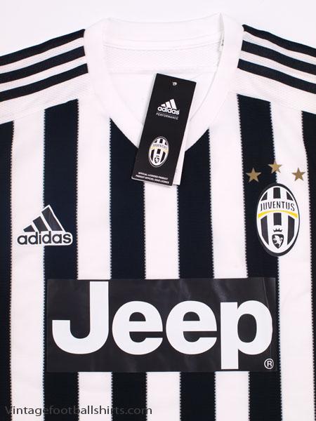 21e367e3d25 2015-16 Juventus Adizero Player Issue Home Shirt  BNIB  for sale