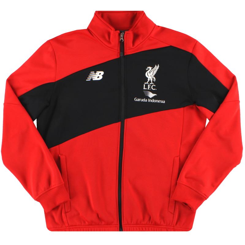 2015-16 Liverpool New Balance Track Jacket *Mint* M - WSJM504