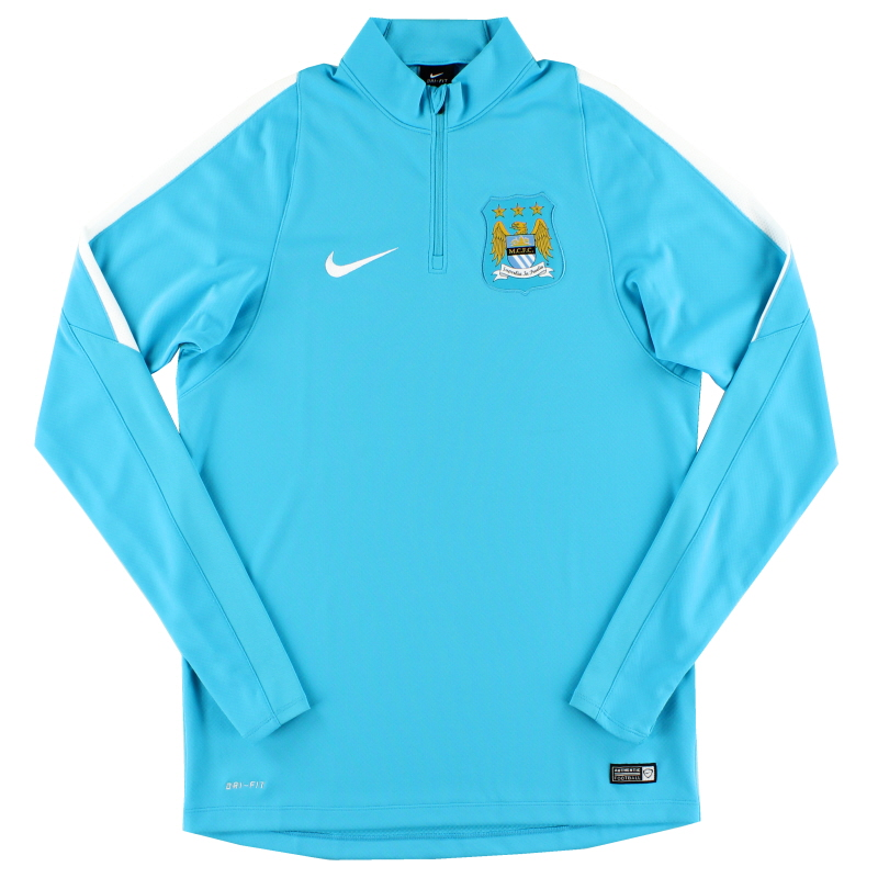 2015-16 Manchester City Training Jacket *BNWT*  - 688139-435